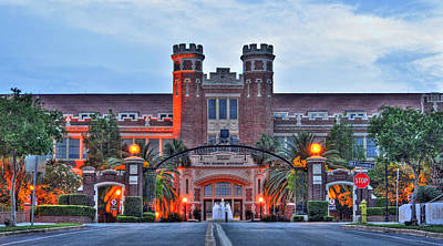 Florida State Wall Art - Photograph - Road To Westcott by Alex Owen