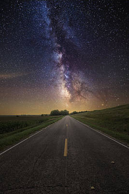 Photograph - Road Trip by Aaron J Groen
