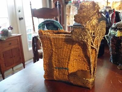 Tapestry - Textile - Road Trip by Brenda Berdnik