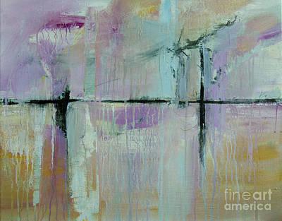 Painting - Road Trip by Deb Breton