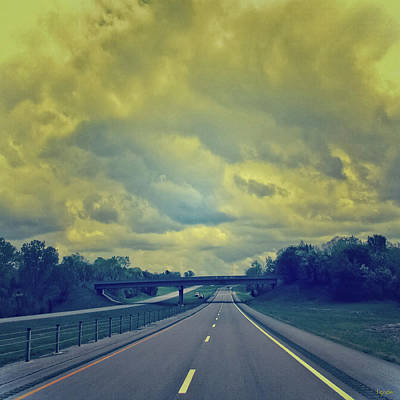 Photograph - Road Trip by Tony Grider
