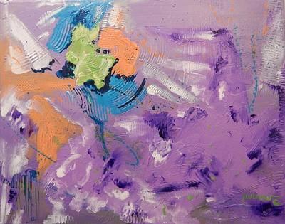 Painting - Roadblock by Sue Furrow