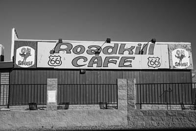 Photograph - Roadkill Cafe by John McGraw