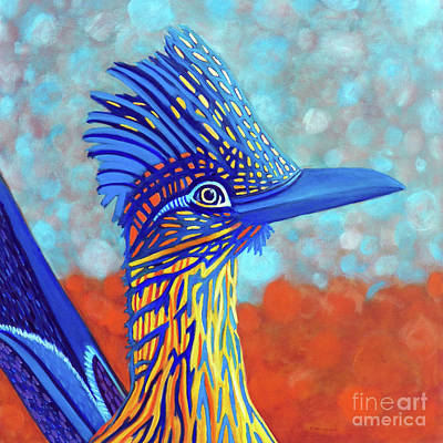 Roadrunner Wall Art - Photograph - Roadrunner Deluxe by Brian Commerford