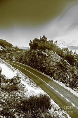 Trips Photograph - Roads Of High Dynamic Ranges by Jorgo Photography - Wall Art Gallery