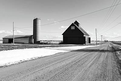 Photograph - Roadside by Tom Druin