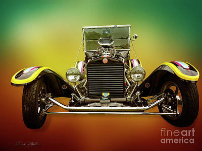 Photograph - Roadster by Melissa Messick