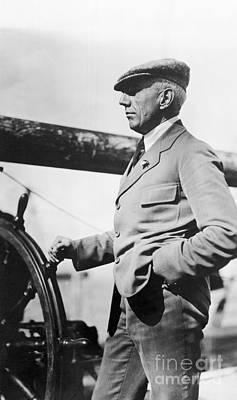 Photograph - Roald Amundsen (1872-1928) by Granger
