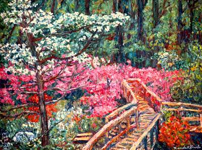 Painting - Roanoke Beauty by Kendall Kessler