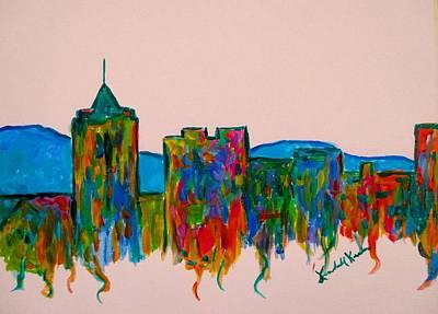 Painting - Roanoke Energy by Kendall Kessler