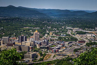 Photograph - Roanoke by James Woody