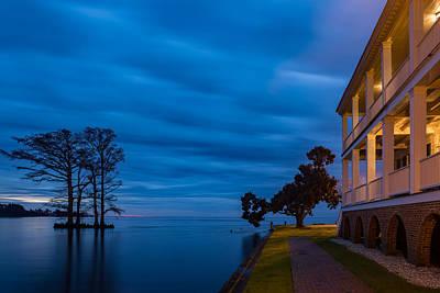 Congress Mixed Media - Roanoke River Basin by Capt Gerry Hare