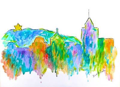 Painting - Roanoke Sparkle by Kendall Kessler