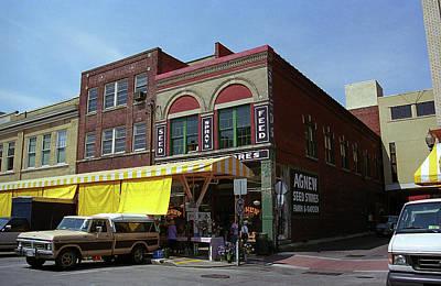 Photograph - Roanoke, Va - Feed Store by Frank Romeo