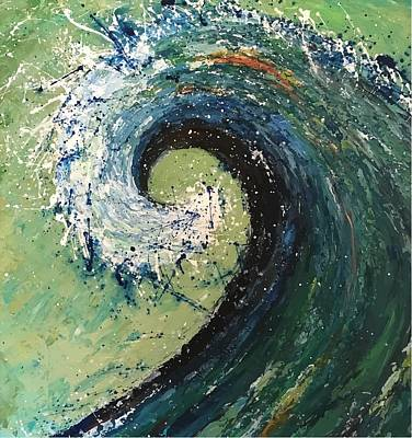 Painting - Roar Art By Brenda Boss by Brenda Boss