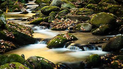 Photograph - Roaring Fork River by Monte Stevens