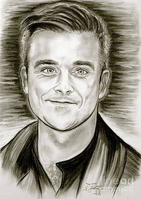 Robbie Williams Original by Gitta Glaeser