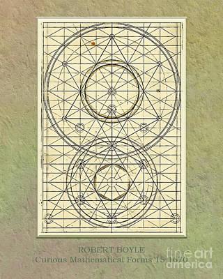 Digital Art - Robert Boyle - Curious Mathematical Forms 15 by Gabriele Pomykaj