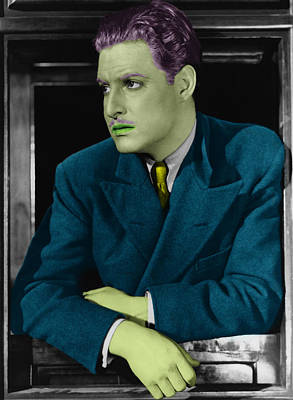 Oscars Wall Art - Photograph - Robert Donat by Emme Pons