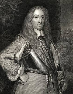 Lord Drawing - Robert Greville, 2nd Lord And 2nd Baron by Vintage Design Pics