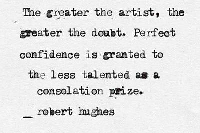 Photograph - Robert Hughes Quote by VIVA Anderson