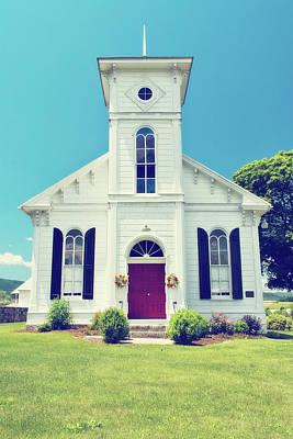 Franklin Township Photograph - Robert Kennedy Memorial Presbyterian Church by Emily Kay