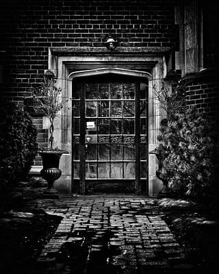 Photograph - Robert Laidlaw House 35 Jackes Ave Toronto Canada by Brian Carson