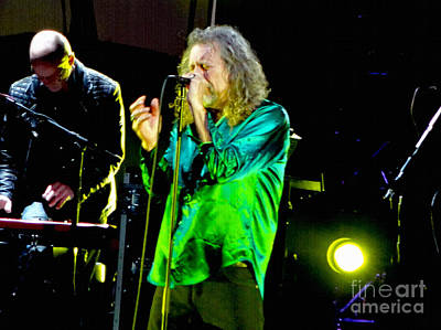 Robert Plant Digital Art - Robert Plant And The Sensational Space Shifters.6 by Tanya Filichkin