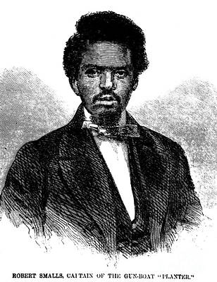 Robert Smalls (1839-1915) Art Print