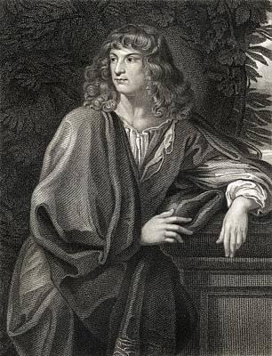 Robert Spencer 2nd Earl Of Sunderland Art Print