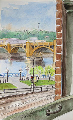 Robert St Bridge Saint Paul Original