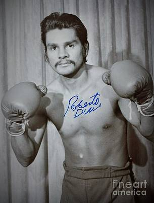 Roberto Duran Original by Dennis ONeil