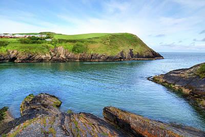 Holiday Parks Photograph - Roberts Cove - Ireland by Joana Kruse