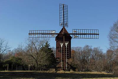 Robertsons Windmill Art Print