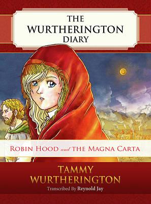 Robin Hood Cover Art Print