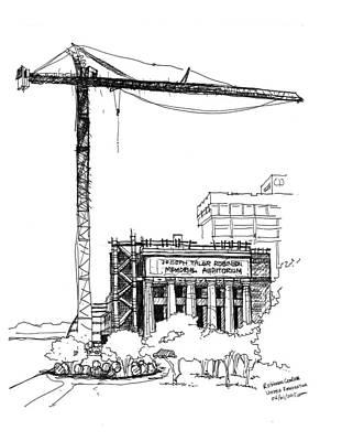 Robinson Center In Renovation 2015 Original
