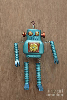 Photograph - Robot  by Edward Fielding