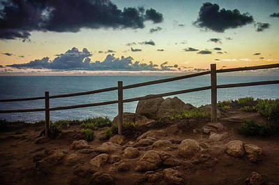 Photograph - Roca Fence by Carlos Caetano