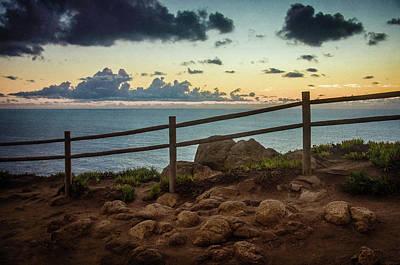 Photograph - Roca Fence by Carlos Caetano