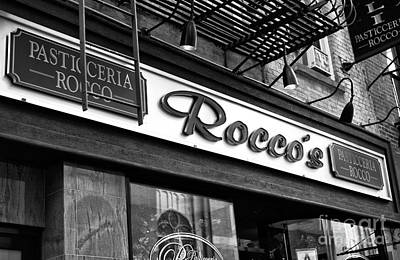 Photograph - Rocco's Nyc by John Rizzuto