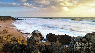 Photograph - Encendida Cove Roche Conil Cadiz Spain by Pablo Avanzini