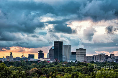 Photograph - Rochester, Ny Sunset by Joann Long