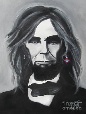Painting - Rock And Roll Freedom by Susan Cooke Pena