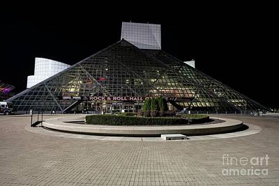 Photograph - Rock And Roll Hall Of Fame - 10 by David Bearden
