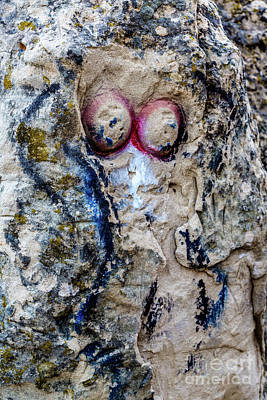 Photograph - Rock Art by Jon Burch Photography