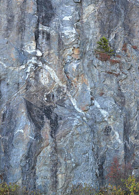 Photograph - Rock As Art by rd Erickson
