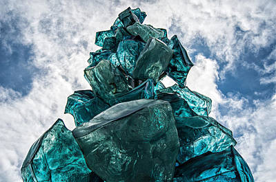 Tacoma Photograph - Rock Candy Tower by Pelo Blanco Photo