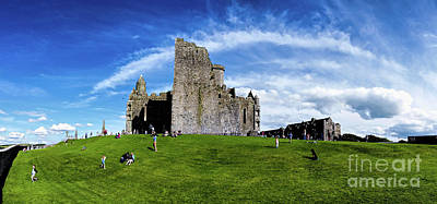 Photograph - Rock Cashel by Joerg Lingnau