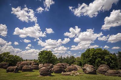 Photograph - Rock City by Scott Bean