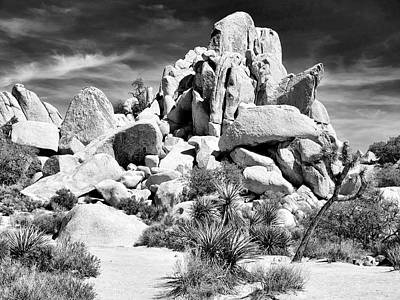 Photograph - Rock Formation At Hidden Valley by Dominic Piperata